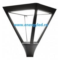 CORP DE ILUMINAT DECORATIV LED montaj pe STALP ILUMINAT PARCURI
