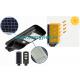 Lampa SOLARA LED 90W cu SENZOR si telecomanda ILUMINAT STRADAL